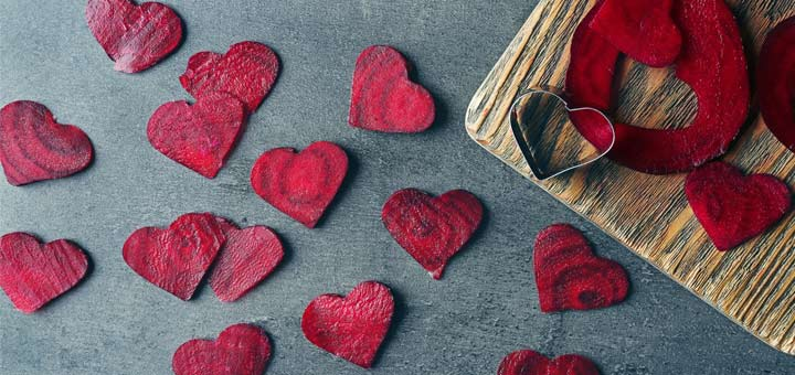 You Can't Beet These Vegan Valentine's Day Recipes