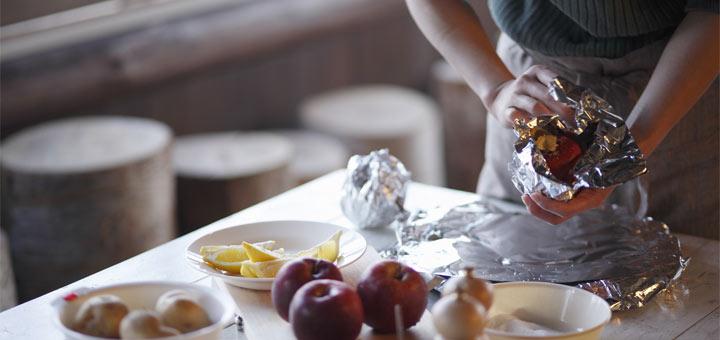 cook-aluminum-foil