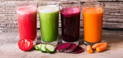 Are These Juices The Secret To Lowering High Blood Pressure?