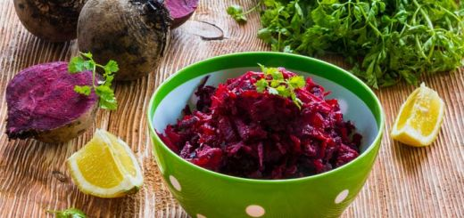Raw Citrus Beet Salad That'll Leave You Wanting More