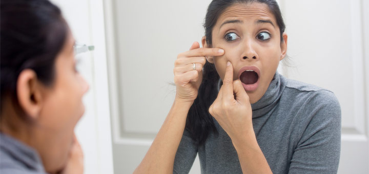Could You Be Breaking Out Because Of These Acne Causes