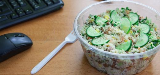 5 Lunches That Will Give You An Energy Boost