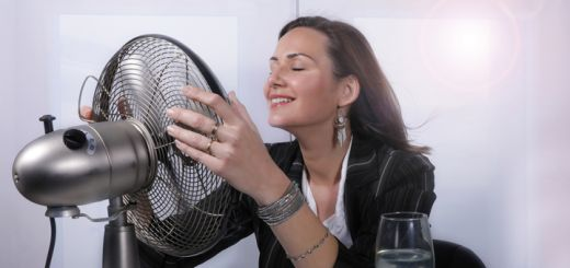 Time To Cool Off: Natural Remedies For Hot Flashes