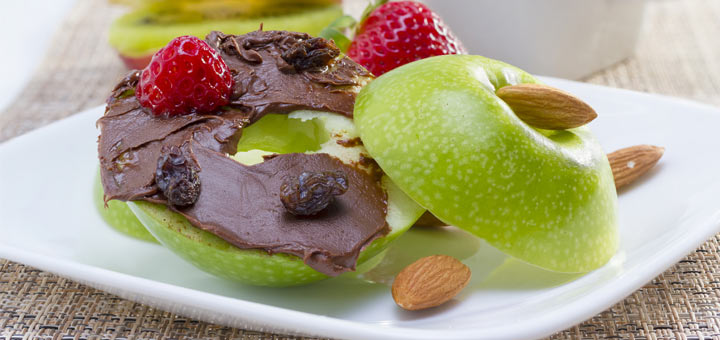 Creamy Raw Chocolate Spread