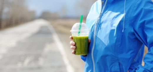runner-smoothie