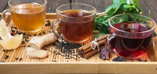 Drink These Detox Teas For A Healthy Body & Glowing Skin