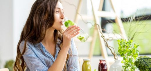 drinking-cucumber-water