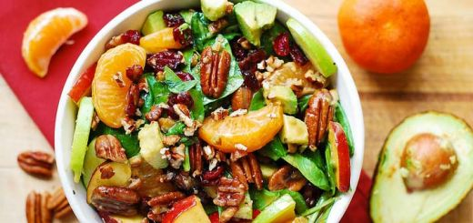 apple-cranberry-salad