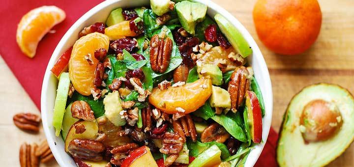 apple-cranberry-salad