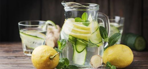 Detox Water for a Flat Belly