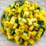 pineapple-cucumber-salad