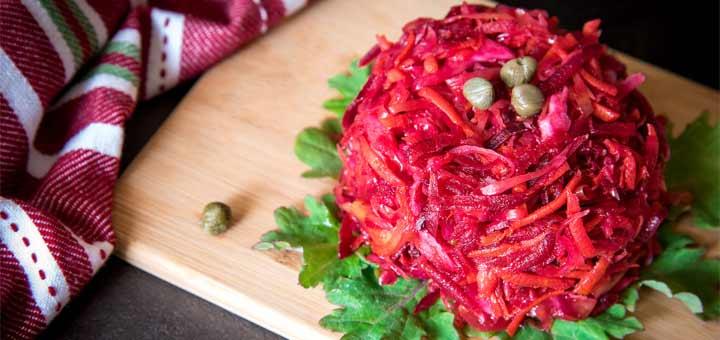 beet-sauerkraut