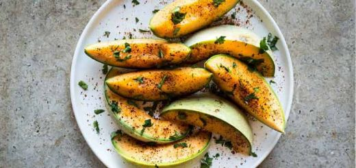 Spice It Up With This Chili-Lime Melon Salad