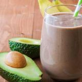 chocolate-avocado-smoothie