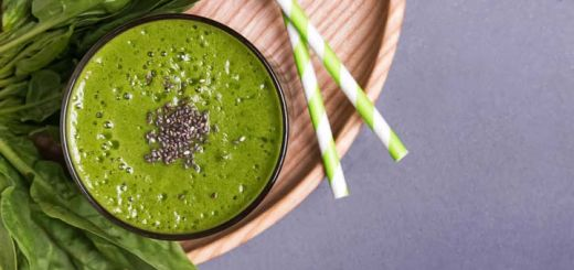Fat-Burning Green Smoothie