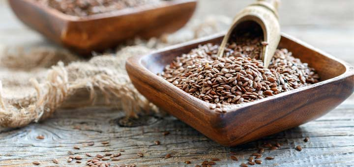 Flaxseeds Fiber Superstars And Weight Loss Helpers