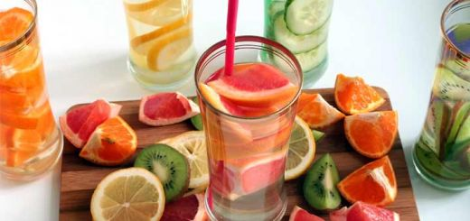 7 Detox Waters To Jump Start Your Metabolism