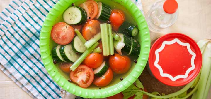 marinated-cucumber-salad