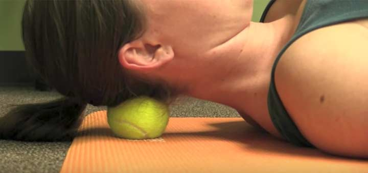 tennis-ball-massage