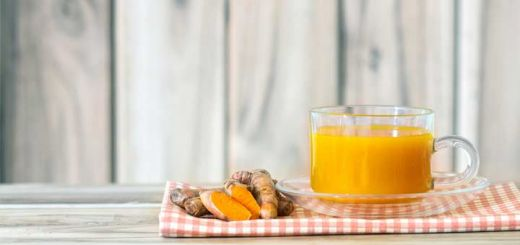 Wash Away Parasites With This Belly Boosting Turmeric Elixir