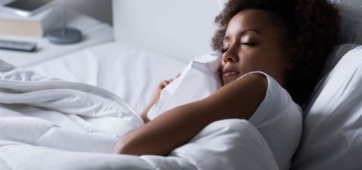 black-woman-asleep-in-bed