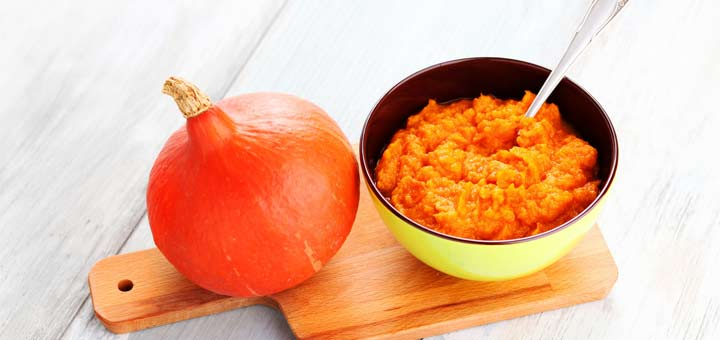 How To Make Your Own Raw Pumpkin Puree