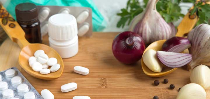onion-versus-medication