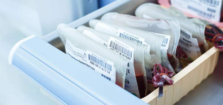 What Your Blood Type Says About Your Health