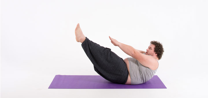 Yoga Poses To Help You Lose Belly Fat