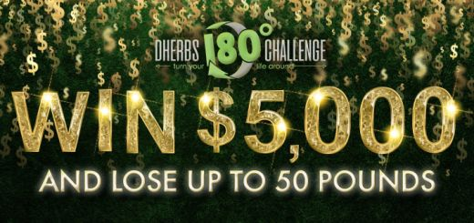 The Dherbs 180 Challenge Is Back For Round 2!