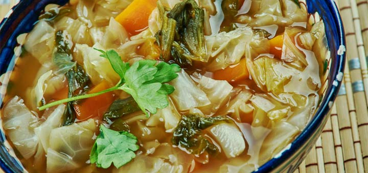 vegetable-cabbage-soup