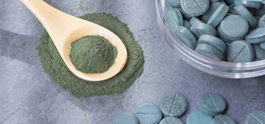 chlorella-powder-tablets