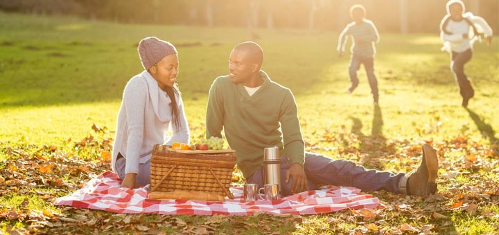 Eat Outside For National Picnic Day