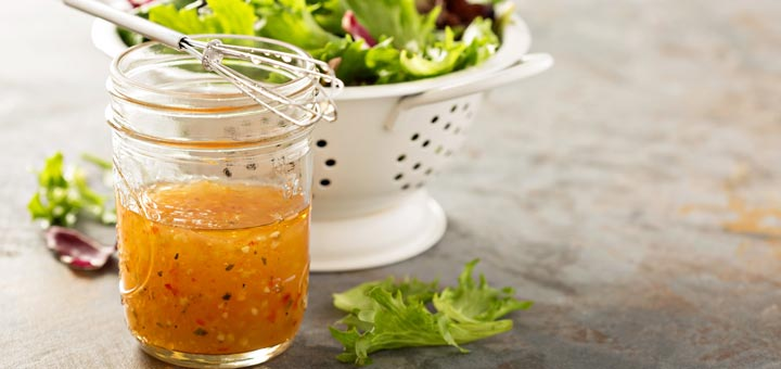 Homemade Raw Vegan Italian Dressing