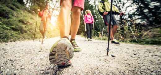 Get Your Steps In For National Walking Day