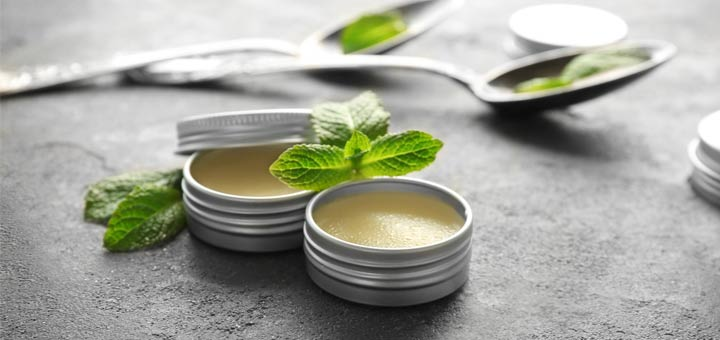 Soothing DIY Skin Salve With Essential Oils