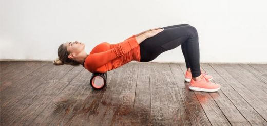 Let's Roll Out For National Foam Rolling Day