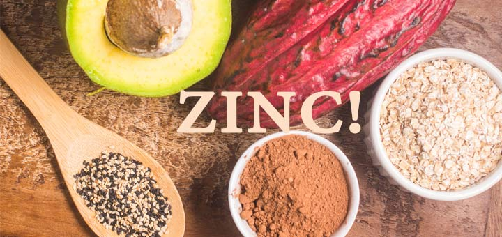 The Best Plant-Based Sources Of Zinc