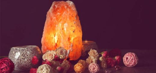 4 Reasons You Need A Himalayan Salt Lamp In Your Home