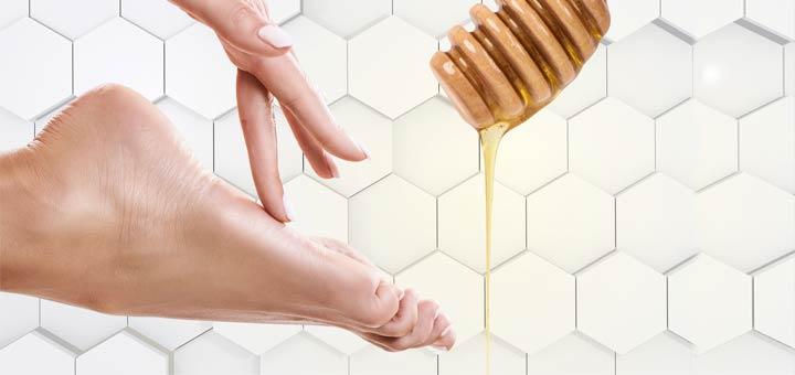 honey-foot