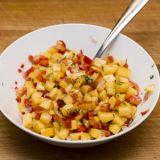 nectarine-salsa