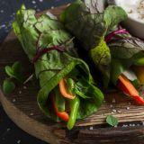 chard-veggie-wraps