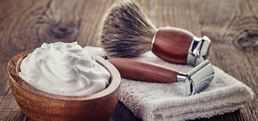 shaving-cream-razor