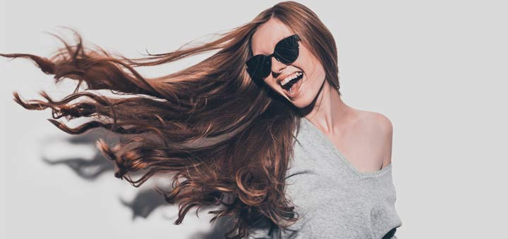 Afbeeldingsresultaat voor happy healthy hair colour