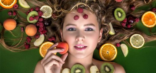 pretty-girl-fruit-hair