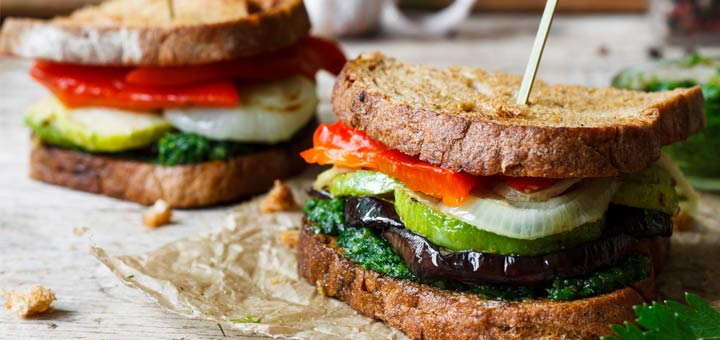 roated-eggplant-sandwich