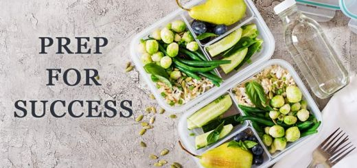 A Beginner's Guide To Healthy Meal Prep