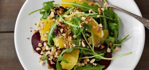 arugula-orange-and-beet-salad