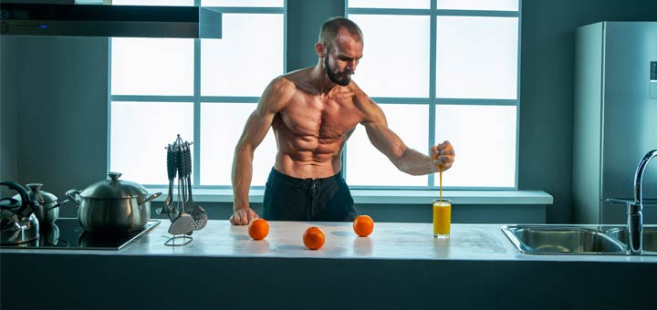 muscle-guy-squeezing-juice