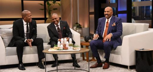 Dherbs CEO Helped Steve Harvey's Friend Lose 40 Pounds